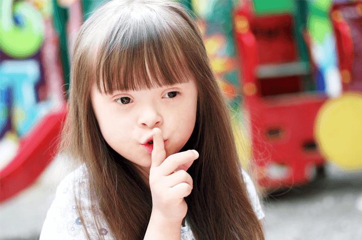 Membangun Komunikasi Awal dengan Anak Down Syndrome