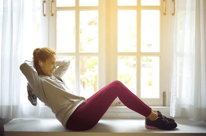 4 Olahraga Sehat Tanpa Harus ke Gym