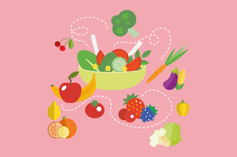 Lemak Makin Menumpuk? Coba Konsumsi 7 Makanan Ini