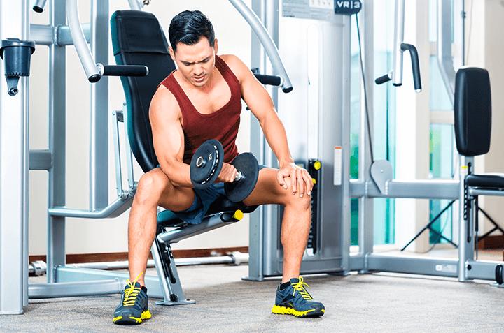 5 Prinsip Membentuk Otot yang Wajib Pria Ketahui