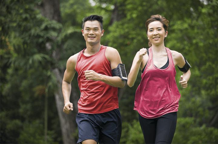 Tips Olahraga Selama Puasa