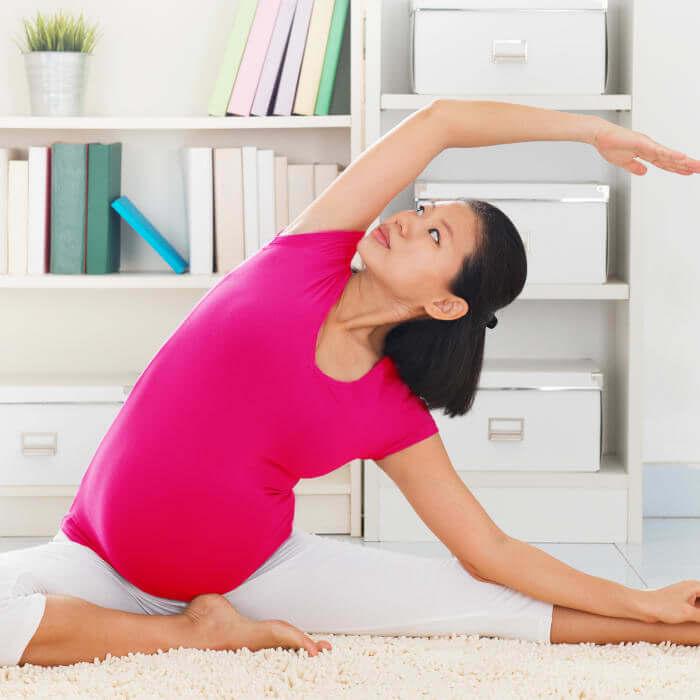 4 Manfaat Yoga untuk Ibu Hamil