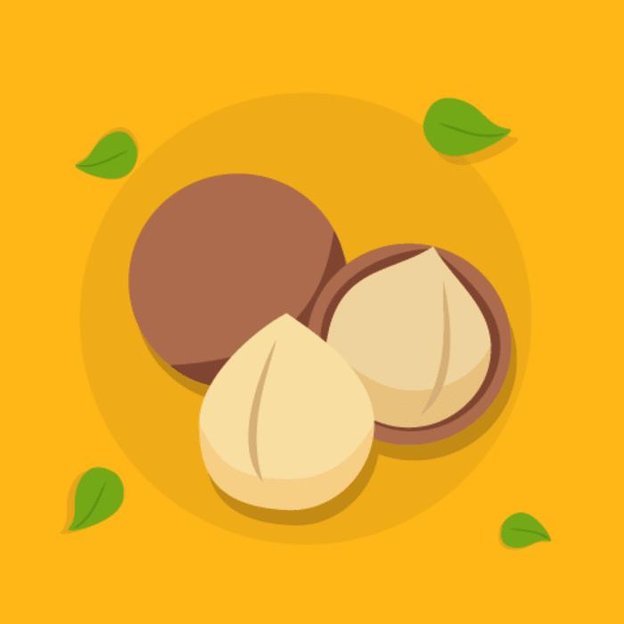 5 Manfaat Vitamin Kacang Macademia untuk Tubuh