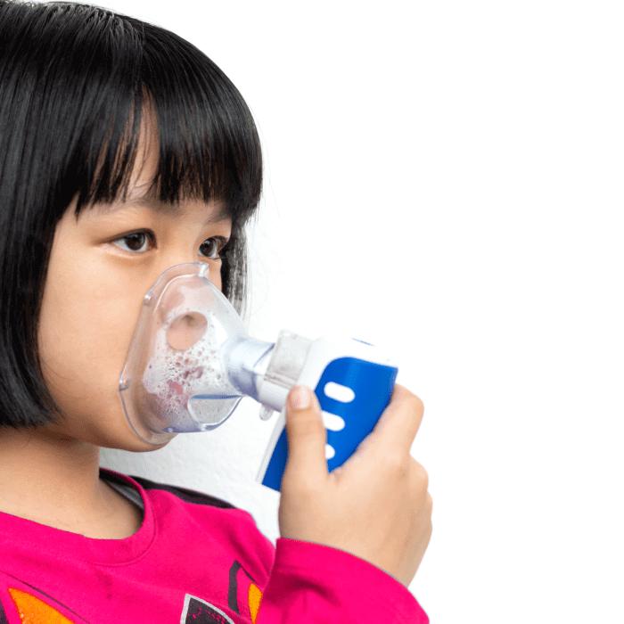 6 Penyebab & Atasi Asma Pada Anak
