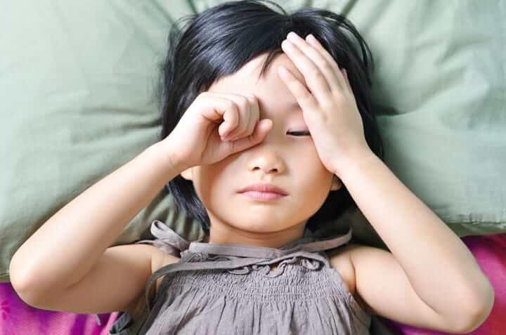 Kurang Tidur Bisa Sebabkan Gangguan Otak Pada Anak