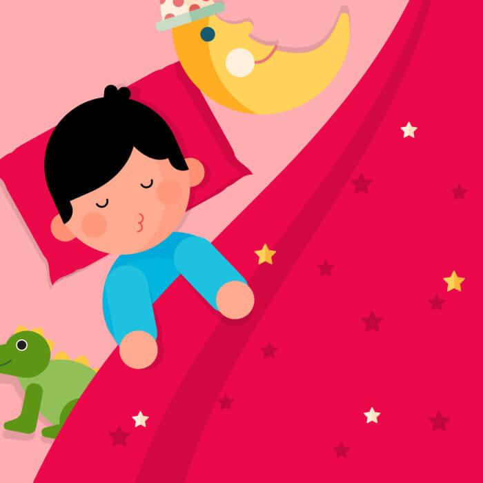 Orang Tua Perlu Kenali 4 Kebiasaan Tidur Bayi
