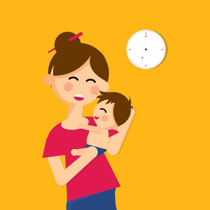 Trik Agar Bayi Cepat Belajar Bicara