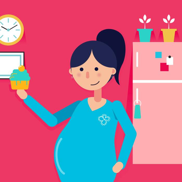 risiko diabetes pada wanita hamil