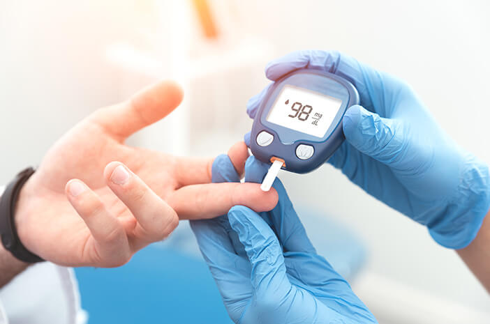 Asam Darah Tinggi Sebabkan Ketoasidosis Diabetik