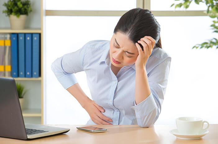 Asam Lambung Mudah Naik karena Hernia Hiatus