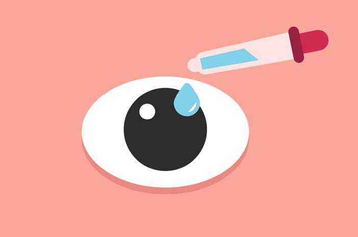 Atasi Episkleritis dengan Obat Tetes Mata, Efektifkah?