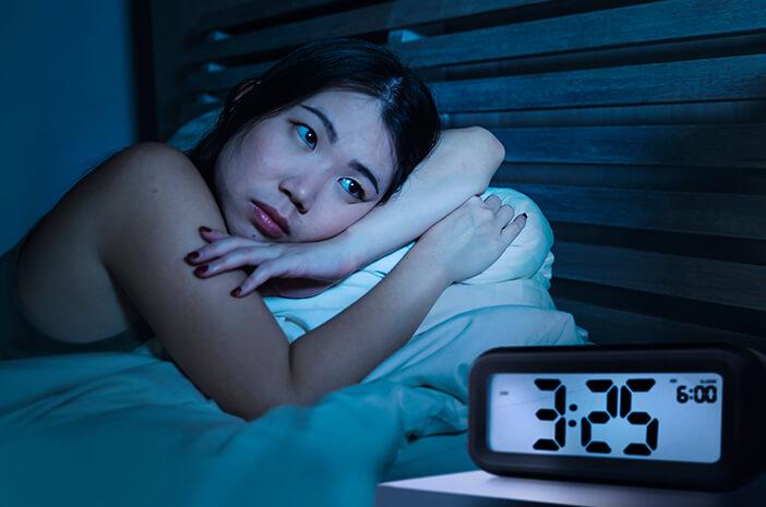 Awas, Kurang Tidur Dapat Tingkatkan Risiko Sindrom Gilbert