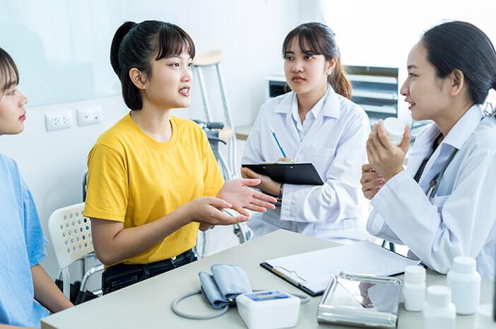Bagaimana Cara Mendiagnosis Kandung Kemih Overaktif?