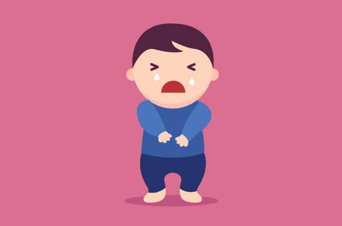 Balita Juga Bisa Mengidap Maag, Orangtua Harus Apa?