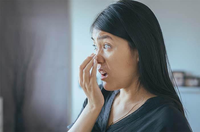 Bau Mulut pada Pengidap Diabetes, Apa Sebabnya?