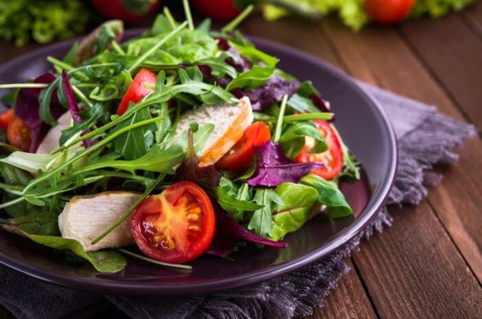 makan sehat, sahur sehat, 13 jam menahan lapar dan haus