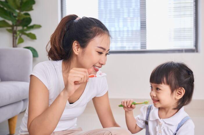 Begini Cara Menjaga Kesehatan Mulut dan Gigi Anak