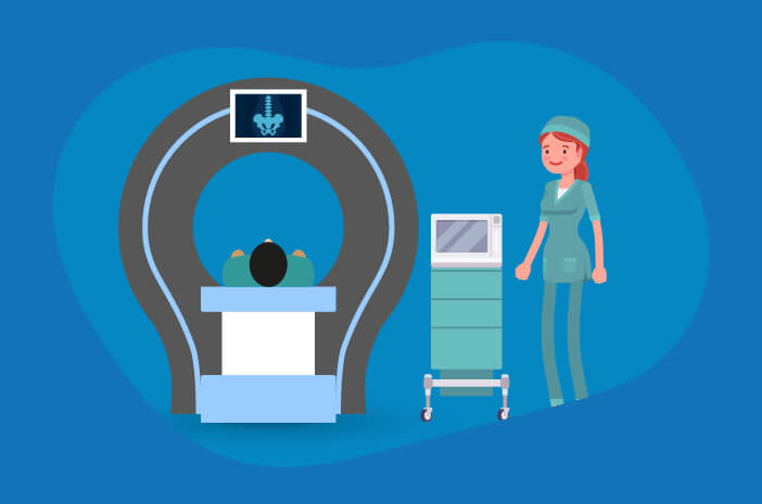 Begini Prosedur Radiologi pada Kelainan Saluran Cerna