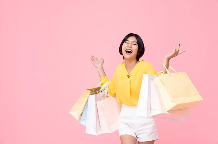 Belanja untuk Hilangkan Stres Tanda Gangguan Kesehatan?