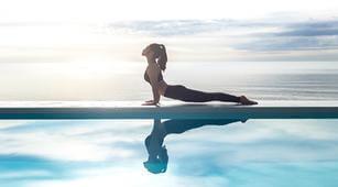 Benarkah Yoga Ampuh Mencegah Sindrom Gilbert?