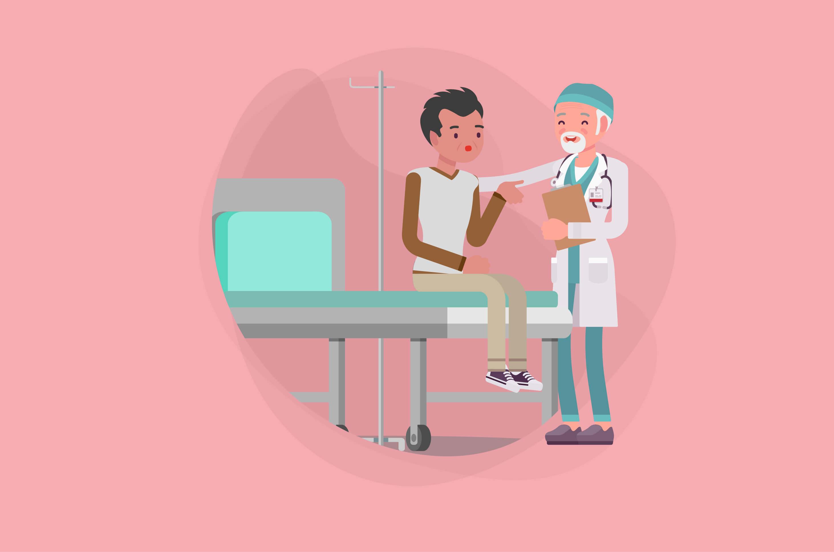 Benarkah Kanker Penis Dipicu Oleh Kanker Prostat?