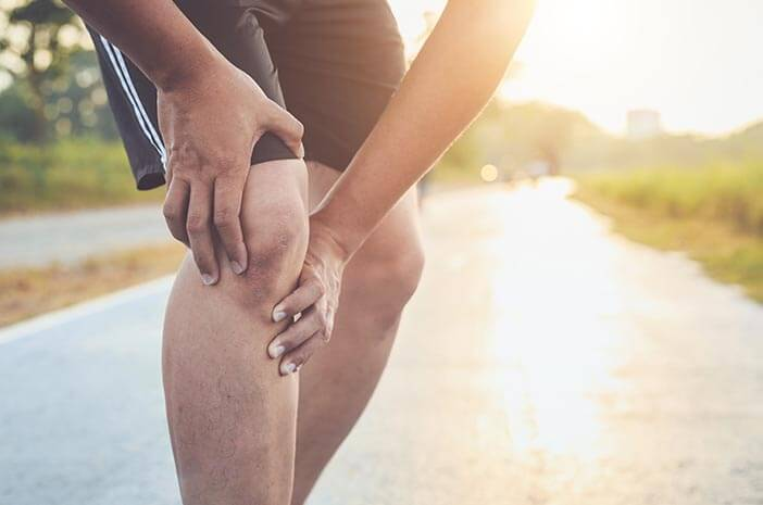 Benturan Keras Dapat Sebabkan Patellofemoral Pain Syndrome