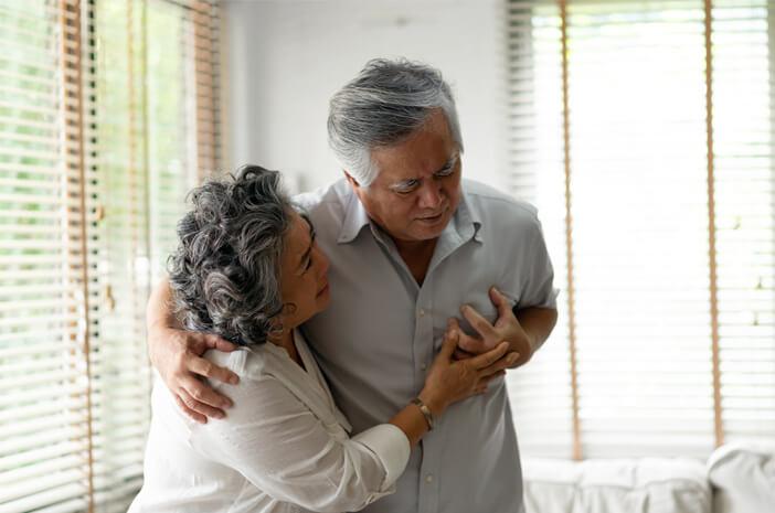 Berakibat Fatal, Bagaimana Proses Terjadinya Gagal Jantung Kongestif?