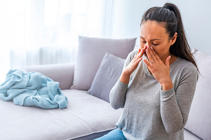 Berbahayakah Gurah untuk Pengidap Sinusitis Kronis?