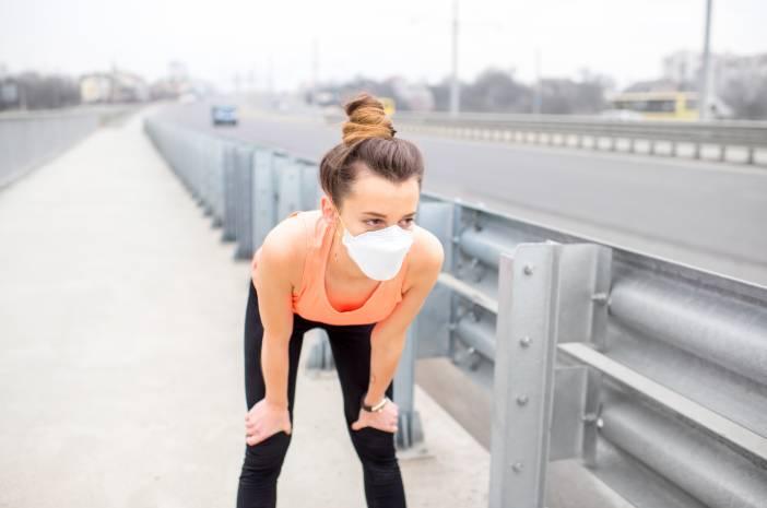 Berolahraga saat Kualitas Udara Buruk, Harus Apa?
