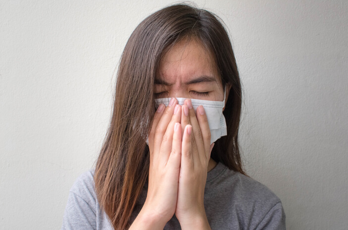 Bersin-Bersin, Ini 4 Trik Atasi Flu saat Puasa