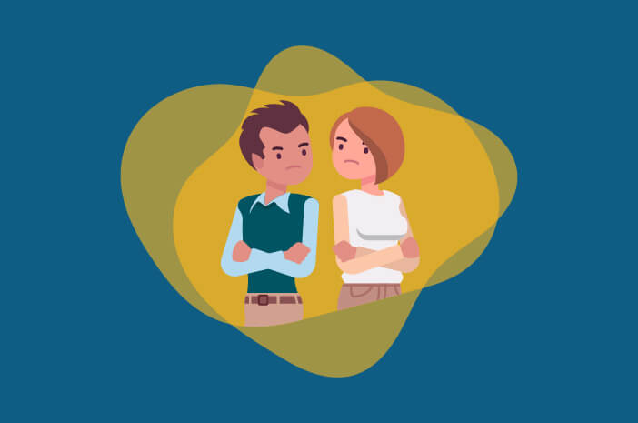 Bertengkar dengan Pasangan? Cegah Emosi dengan 5 Hal Ini