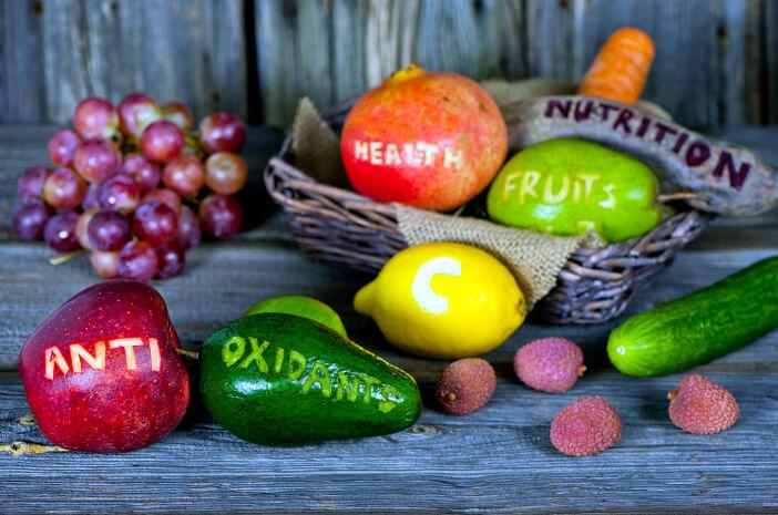 Biar Tetap Fit, Ini Alasan Orang Kantoran Butuh Antioksidan