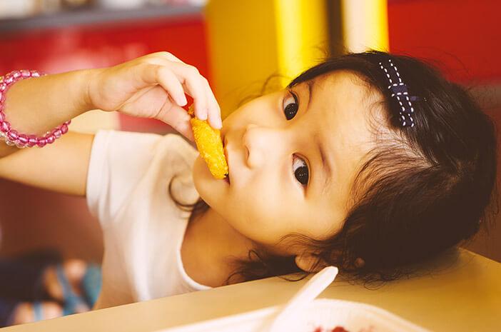 Bolehkan Anak Dibekali Frozen Food?