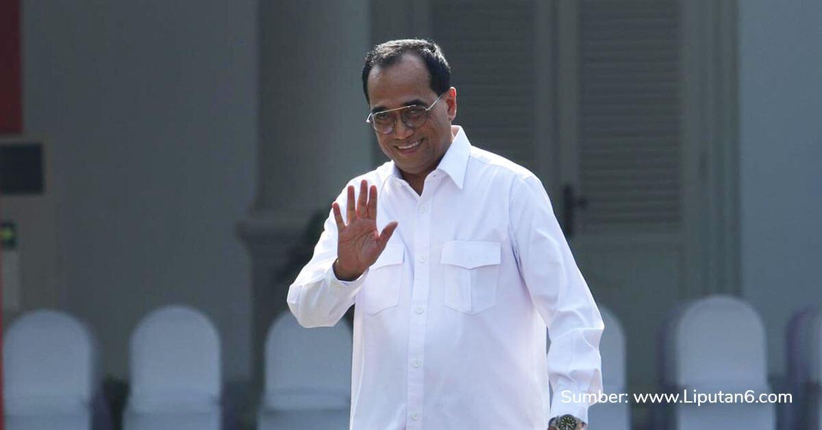 manfaat tidur siang, budi karya sumadi, kabinet baru Presiden Jokowi dan Wakil Presiden Ma'ruf Amin