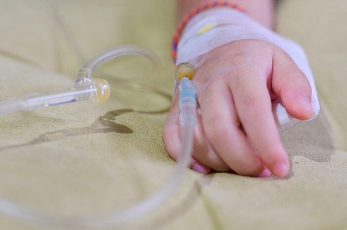 Bukan Hanya Orang Dewasa, Newborn pun Terancam Kanker Hati