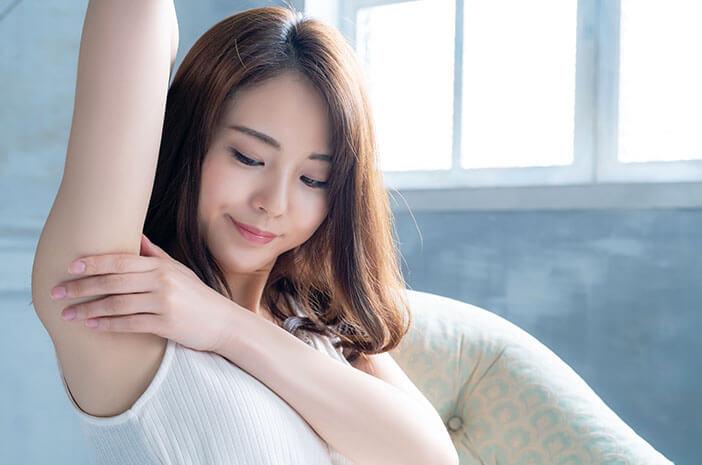 Bukan dengan Parfum, Ini Cara Jitu Hilangkan Bau Badan