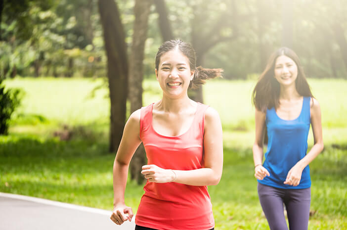 4 Cara yang Bisa Dilakukan Agar Tubuh Selalu Bugar dan Sehat