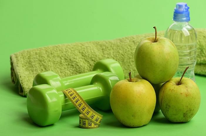 Cegah Kenaikan Berat Badan setelah Menopause dengan Cara Ini