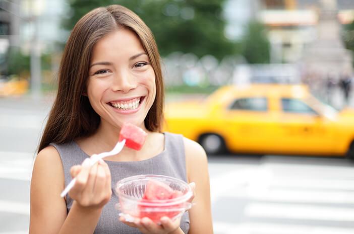 Cegah Diare Kronis dengan Menjaga Pola Makan