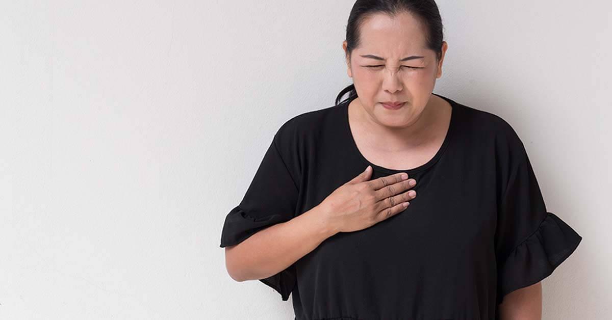 Dada Sebelah Kanan Terasa Sakit, Apakah Berbahaya?
