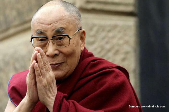 Dalai Lama Terserang Infeksi Dada, Ini Bahaya Dari Infeksi Dada