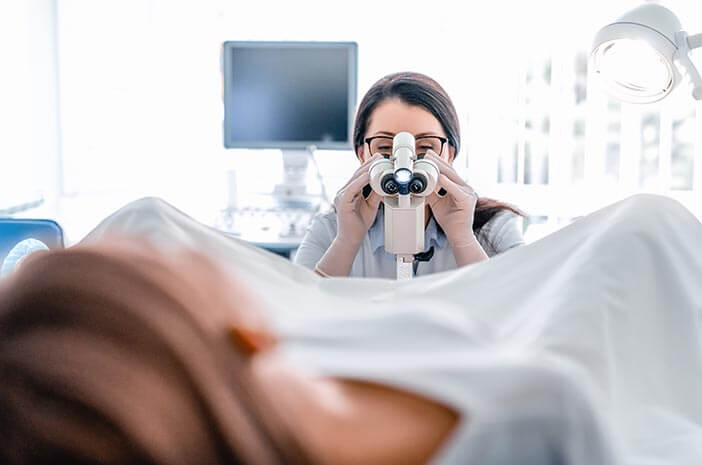 Deteksi Dini Kanker Serviks dengan Kolposkopi