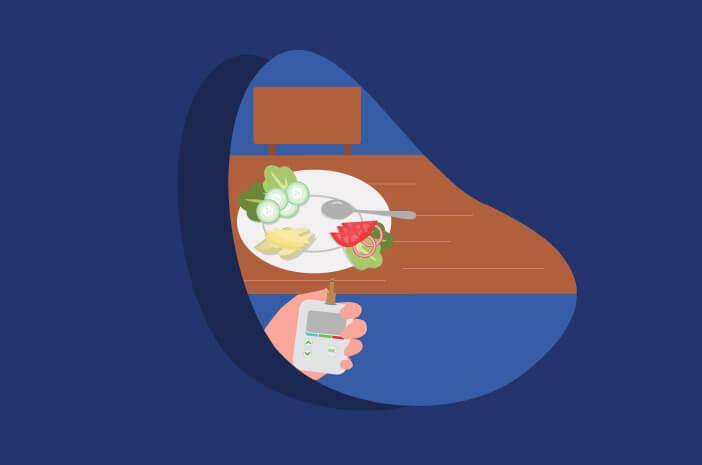 Diabetes Bisa Sembuh dengan Puasa, Benarkah?