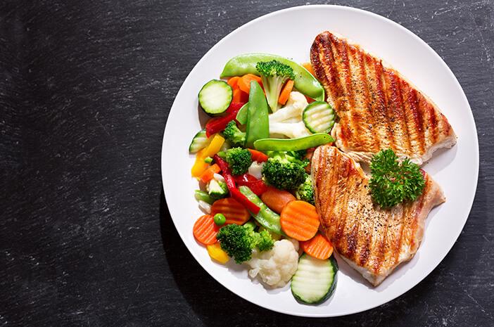 Diet Rendah Kalori untuk Mencegah Sindrom Gilbert