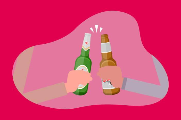 Enggak Minum Alkohol, Mungkinkah Terkena Perlemakan Hati?