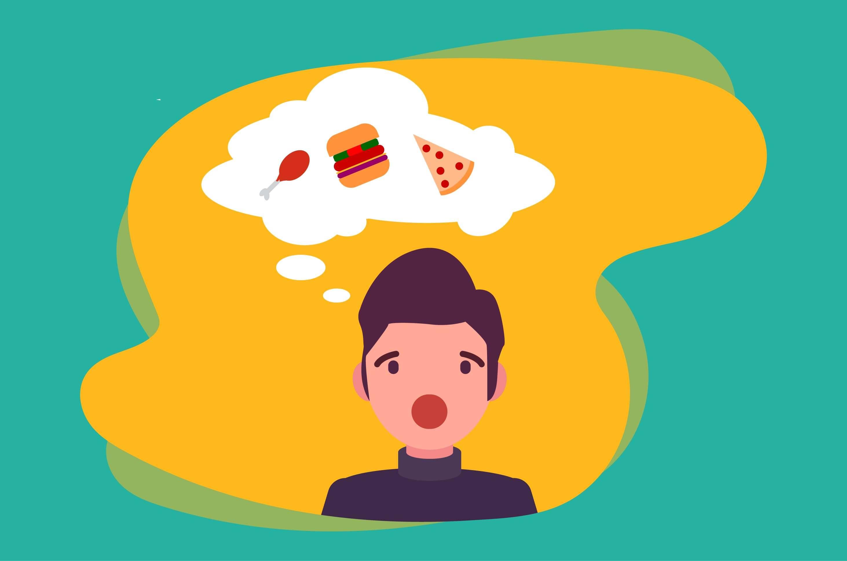 Food Craving, Tanda Pola Makan Tidak Sehat?