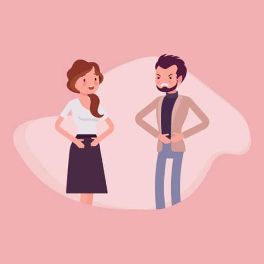 Gejala Penyakit Asam Lambung pada Pria dan Wanita Berbeda, Benarkah?
