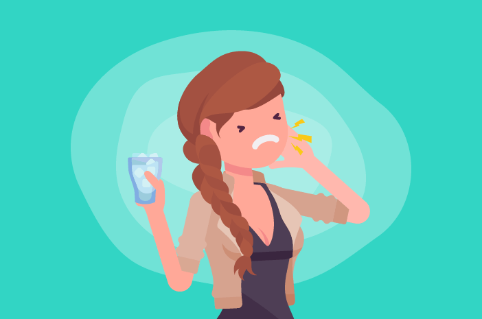 Gigi Sensitif, Hindari 4 Minuman Ini