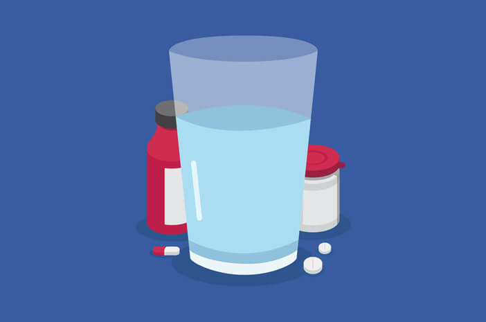 Harus Minum Obat, Ini Tips Sehat Puasa Bagi Pengidap Diabetes
