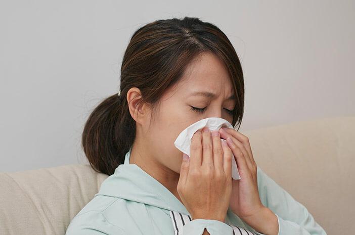 Harus Tahu, 4 Kategori Orang yang Bisa Alami Komplikasi saat Flu